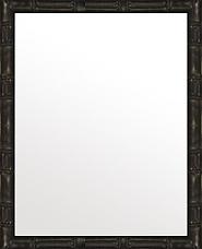 ユニークな色 の 鏡 ミラー 壁掛け鏡 壁掛けミラー ウオールミラー:竹林の里 ブラック 450mmx550mm(フレームミラー 壁掛け 壁付け 姿見 姿見鏡 壁 おしゃれ エレガント 化粧鏡 アンティーク 玄関 玄関鏡 洗面所 トイレ 寝室 )