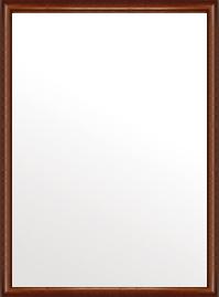 特大 大型 ラージサイズ の 鏡 ミラー 壁掛け鏡 壁掛けミラー ウオールミラー:スパニッシュナチュラル 8026 ブラウン 714mmx964mm(フレームミラー 壁掛け 壁付け 姿見 姿見鏡 壁 おしゃれ エレガント 化粧鏡 アンティーク 玄関 玄関鏡 洗面所 トイレ 寝室 )