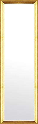 鏡 ミラー 壁掛け鏡 壁掛けミラー ウオールミラー:ブロークンゴールドリーフ トラディショナル 382mmx1282mm(フレームミラー 壁掛け 壁付け 姿見 姿見鏡 壁 おしゃれ エレガント 化粧鏡 アンティーク 玄関 玄関鏡 洗面所 トイレ 寝室 額 フレーム 額縁 )