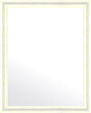 白 ホワイト ホワイト色 の 鏡 ミラー 壁掛け鏡 壁掛けミラー ウオールミラー:シャイニングホワイト トラディショナル 374mmx474mm(フレームミラー 壁掛け 壁付け 姿見 姿見鏡 壁 おしゃれ エレガント 化粧鏡 アンティーク 玄関 玄関鏡 洗面所 トイレ 寝室 )