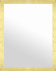 特大 大型 ラージサイズ の 鏡 ミラー 壁掛け鏡 壁掛けミラー ウオールミラー:メープル ナチュラル 716mmx966mm(フレームミラー 壁掛け 壁付け 姿見 姿見鏡 壁 おしゃれ エレガント 化粧鏡 アンティーク 玄関 玄関鏡 洗面所 トイレ 寝室 )