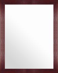 特大 大型 ラージサイズ の 鏡 ミラー 壁掛け鏡 壁掛けミラー ウオールミラー:メープル マホガニー 716mmx966mm(フレームミラー 壁掛け 壁付け 姿見 姿見鏡 壁 おしゃれ エレガント 化粧鏡 アンティーク 玄関 玄関鏡 洗面所 トイレ 寝室 )