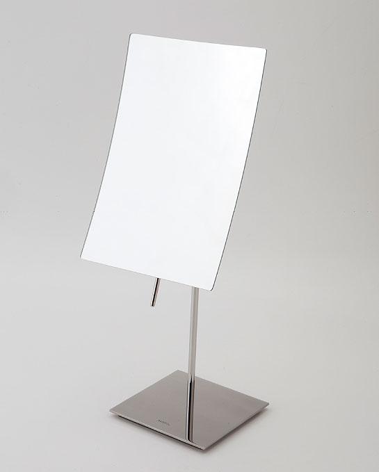 鏡 ミラー 拡大鏡 卓上鏡 卓上 卓上ミラー スタンドミラー ミラースタンド スタンド メーキャップミラー 拡大鏡 化粧 化粧鏡 コスメミラー(拡大鏡・一面鏡):HR-RrH302c6