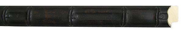 モールディング 木材 額縁 アンティーク フレーム サイズ インテリア額 インテリアモールディング インテリア 額 インテリア フレーム:m12-6552黒