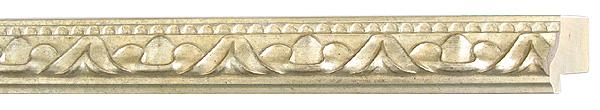 モールディング 木材 額縁 アンティーク フレーム サイズ インテリア額 インテリアモールディング インテリア 額 インテリア フレーム:m16-6515銀