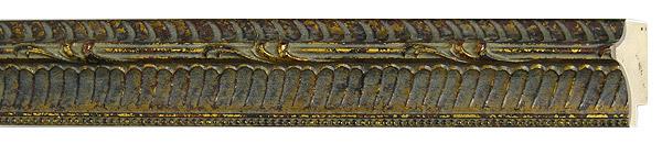 モールディング 木材 額縁 アンティーク フレーム サイズ インテリア額 インテリアモールディング インテリア 額 インテリア フレーム:m18-6518黒/金
