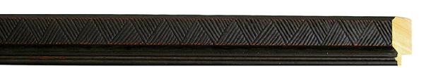 モールディング 木材 額縁 アンティーク フレーム サイズ インテリア額 インテリアモールディング インテリア 額 インテリア フレーム:m22-9120黒