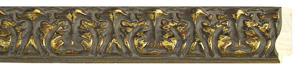 モールディング 木材 額縁 アンティーク フレーム サイズ インテリア額 インテリアモールディング インテリア 額 インテリア フレーム:m26-3002銅