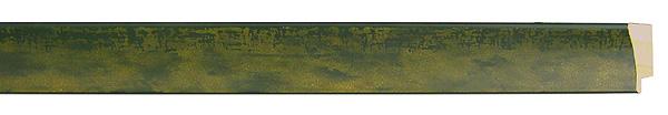 モールディング 木材 額縁 アンティーク フレーム サイズ インテリア額 インテリアモールディング インテリア 額 インテリア フレーム:mA-44032緑