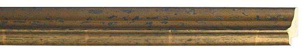 モールディング 木材 額縁 アンティーク フレーム サイズ インテリア額 インテリアモールディング インテリア 額 インテリア フレーム:mB-44074銅