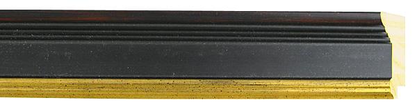 モールディング 木材 額縁 アンティーク フレーム サイズ インテリア額 インテリアモールディング インテリア 額 インテリア フレーム:mC-573B黒/金