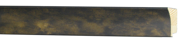 モールディング 木材 額縁 アンティーク フレーム サイズ インテリア額 インテリアモールディング インテリア 額 インテリア フレーム:mC-44022黒