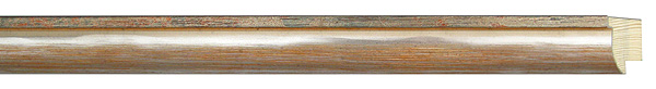 モールディング 木材 額縁 アンティーク フレーム サイズ インテリア額 インテリアモールディング インテリア 額 インテリア フレーム:mC-44094銀/オレンジ