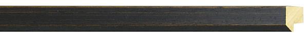 モールディング 木材 額縁 アンティーク フレーム サイズ インテリア額 インテリアモールディング インテリア 額 インテリア フレーム:mC-49001黒