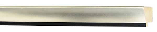 モールディング 木材 額縁 アンティーク フレーム サイズ インテリア額 インテリアモールディング インテリア 額 インテリア フレーム:mD-10136銀/黒