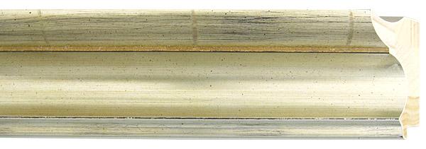 モールディング 木材 額縁 アンティーク フレーム サイズ インテリア額 インテリアモールディング インテリア 額 インテリア フレーム:mE-733S銀