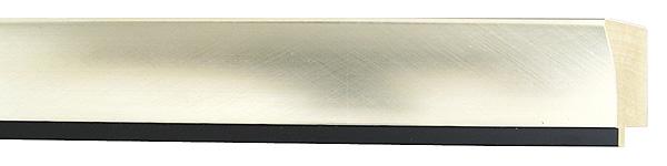 モールディング 木材 額縁 アンティーク フレーム サイズ インテリア額 インテリアモールディング インテリア 額 インテリア フレーム:mF-10138銀/黒