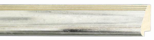 モールディング 木材 額縁 アンティーク フレーム サイズ インテリア額 インテリアモールディング インテリア 額 インテリア フレーム:mG-N402S銀