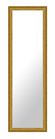 鏡 ミラー 壁掛け鏡 壁掛けミラー ウオールミラー:A-682G-368mmxh1268mm(フレームミラー 壁掛け 壁付け 姿見 姿見鏡 壁 おしゃれ エレガント 化粧鏡 アンティーク 玄関 玄関鏡 洗面所 トイレ 寝室 額 フレーム 額縁 )