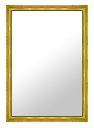 特大 大型 ラージサイズ の 鏡 ミラー 壁掛け鏡 壁掛けミラー ウオールミラー:C-1004G-730mmx980mm(フレームミラー 壁掛け 壁付け 姿見 姿見鏡 壁 おしゃれ エレガント 化粧鏡 アンティーク 玄関 玄関鏡 洗面所 トイレ 寝室 )