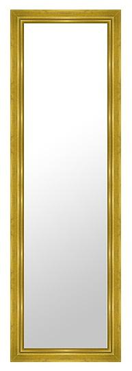 鏡 ミラー 壁掛け鏡 壁掛けミラー ウオールミラー:C-1004G-380mmx1280mm(フレームミラー 壁掛け 壁付け 姿見 姿見鏡 壁 おしゃれ エレガント 化粧鏡 アンティーク 玄関 玄関鏡 洗面所 トイレ 寝室 額 フレーム 額縁 )