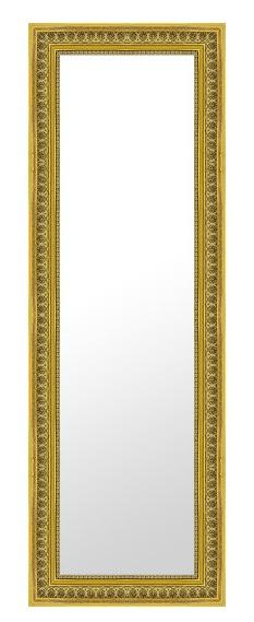 鏡 ミラー 壁掛け鏡 壁掛けミラー ウオールミラー:32-6540-420mmxh1320mm(フレームミラー 壁掛け 壁付け 姿見 姿見鏡 壁 おしゃれ エレガント 化粧鏡 アンティーク 玄関 玄関鏡 洗面所 トイレ 寝室 額 フレーム 額縁 )