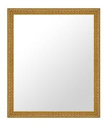 ゴールド 金 金箔 仕立ての 鏡 ミラー 壁掛け鏡 壁掛けミラー ウオールミラー:C-20028-357mmx459mm(フレームミラー 壁掛け 壁付け 姿見 姿見鏡 壁 おしゃれ エレガント 化粧鏡 アンティーク 玄関 玄関鏡 洗面所 トイレ 寝室 )