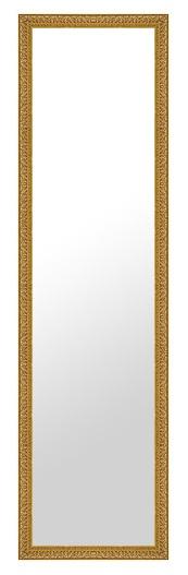 鏡 ミラー 壁掛け鏡 壁掛けミラー ウオールミラー:C-20028-352mmxh1252mm(フレームミラー 壁掛け 壁付け 姿見 姿見鏡 壁 おしゃれ エレガント 化粧鏡 アンティーク 玄関 玄関鏡 洗面所 トイレ 寝室 額 フレーム 額縁 )