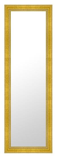 鏡 ミラー 壁掛け鏡 壁掛けミラー ウオールミラー:E-20076-400mmx1300mm(フレームミラー 壁掛け 壁付け 姿見 姿見鏡 壁 おしゃれ エレガント 化粧鏡 アンティーク 玄関 玄関鏡 洗面所 トイレ 寝室 額 フレーム 額縁 )