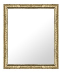 シルバー 銀 銀箔 仕立ての 鏡 ミラー 壁掛け鏡 壁掛けミラー ウオールミラー:A-682S-475mmx576mm(フレームミラー 壁掛け 壁付け 姿見 姿見鏡 壁 おしゃれ エレガント 化粧鏡 アンティーク 玄関 玄関鏡 洗面所 トイレ 寝室 )