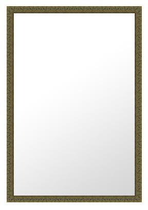 鏡 ミラー 壁掛け鏡 ウォールミラー(特大サイズ):18-6519-718mmx968mm