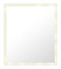 シルバー 銀 銀箔 仕立ての 鏡 ミラー 壁掛け鏡 壁掛けミラー ウオールミラー:03-UH2015S-445mmx546mm(フレームミラー 壁掛け 壁付け 姿見 姿見鏡 壁 おしゃれ エレガント 化粧鏡 アンティーク 玄関 玄関鏡 洗面所 トイレ 寝室 )