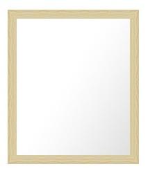 鏡 ミラー 壁掛け鏡 ウォールミラー:06-D788 NA-463mmx564mm