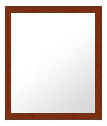ブラウン 茶色 ダークブラウン の 鏡 ミラー 壁掛け鏡 壁掛けミラー ウオールミラー:A-10145-357mmx459mm(フレームミラー 壁掛け 壁付け 姿見 姿見鏡 壁 おしゃれ エレガント 化粧鏡 アンティーク 玄関 玄関鏡 洗面所 トイレ 寝室 )