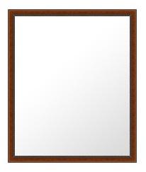 ブラウン 茶色 ダークブラウン の 鏡 ミラー 壁掛け鏡 壁掛けミラー ウオールミラー:A-60018-449mmx550mm(フレームミラー 壁掛け 壁付け 姿見 姿見鏡 壁 おしゃれ エレガント 化粧鏡 アンティーク 玄関 玄関鏡 洗面所 トイレ 寝室 )