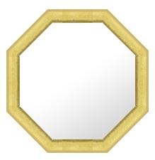 鏡 ミラー 壁掛け鏡 ウォールミラー:G-N402G-f8-389mmx389mm