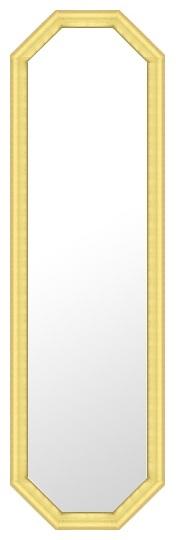 鏡 ミラー 壁掛け鏡 壁掛けミラー ウオールミラー:G-N402G-8-384mmx1284mm(フレームミラー 壁掛け 壁付け 姿見 姿見鏡 壁 おしゃれ エレガント 化粧鏡 アンティーク 玄関 玄関鏡 洗面所 トイレ 寝室 額 フレーム 額縁 )