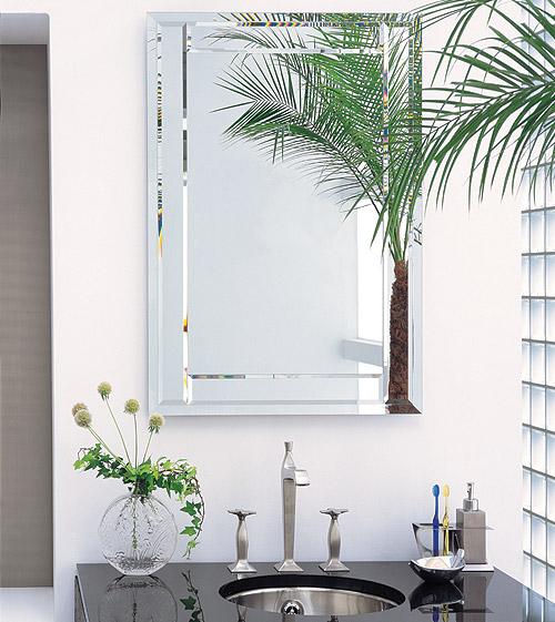ガラスアート の 鏡 ミラー 壁掛け鏡 壁掛けミラー ウオールミラー:AR-9a561AZrB-U(フレームレスミラー 壁掛け 壁付け 姿見 姿見鏡 壁 おしゃれ エレガント 化粧鏡 玄関 玄関鏡 洗面所 トイレ 寝室 ノンフレーム ノーフレーム)