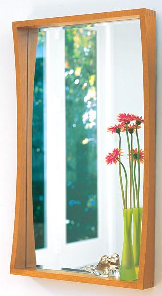ナチュラル ナチュラル色 の 鏡 ミラー 壁掛け鏡 壁掛けミラー ウオールミラー:AR-FaB-4r36-B(フレームミラー 壁掛け 壁付け 姿見 姿見鏡 壁 おしゃれ エレガント 化粧鏡 アンティーク 玄関 玄関鏡 洗面所 トイレ 寝室 )