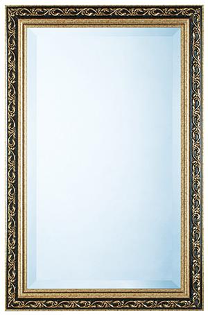 鏡 ミラー 壁掛け鏡 ウォールミラー:FaS-4r0-17