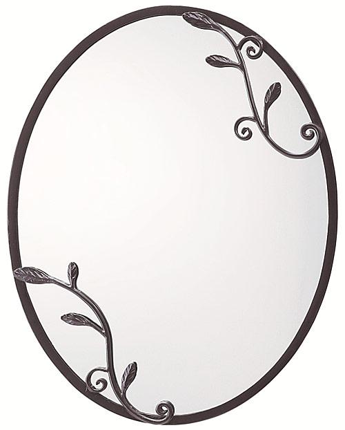 ロートアイアン アイアン 鉄 スチール の 鏡 ミラー 壁掛け鏡 壁掛けミラー ウオールミラー:NaA-22r4(フレームミラー 壁掛け 壁付け 姿見 姿見鏡 壁 おしゃれ エレガント 化粧鏡 アンティーク 玄関 玄関鏡 洗面所 トイレ 寝室 )