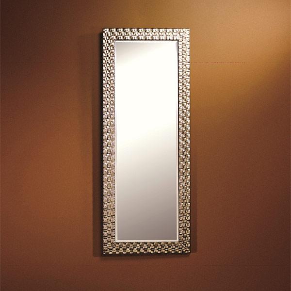 鏡 ミラー 壁掛け鏡 壁掛けミラー ウオールミラー:9a095-CHrB(フレームミラー 壁掛け 壁付け 姿見 姿見鏡 壁 おしゃれ エレガント 化粧鏡 アンティーク 玄関 玄関鏡 洗面所 トイレ 寝室 額 フレーム 額縁 )