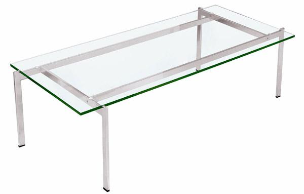 ローテーブル ガラス 銀 幅105cm シルバー 銀色 スチール アイアン 鉄 硝子 北欧 おしゃれ シンプル モダン