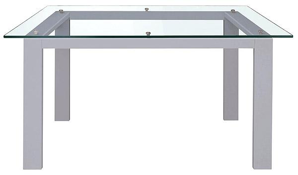ハイテーブル、ハイ テーブル、リビングテーブル、ガラステーブル、ガラス テーブル、テーブル ガラス(銀・銀色・シルバー、白・白色・ホワイト):HITAR-KaT-3r,HITAR-KaT-1r