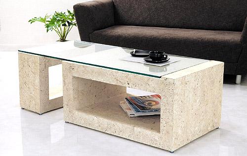 センターテーブル ガラステーブル リビングテーブル コーヒーテーブル リゾートテーブル ガラス 硝子 ガラス天板 天板ガラス ガラストップ おしゃれ:AR-MaS-3r