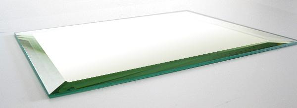 クリスタルミラートレイ クリスタルミラートレー ミラートレイ ミラートレー クリスタル ミラー 鏡 トレイ トレー ベーストレー ベーストレイ ディスプレイトレー ディスプレイトレイ ディスプレイ プレート お盆 盆:レクタングル(長方形) Lサイズ