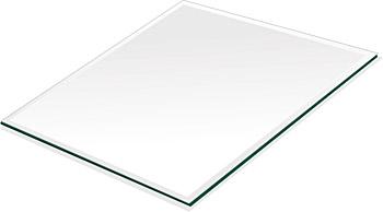 ミラー トレイ ミラー トレー 鏡 トレイ 鏡 トレー:クリアミラー(通常の鏡)・トレイ・正方形(350x350mm)(鏡トレイ 鏡トレー ミラートレイ ミラートレー ベーストレイ ディスプレイ トレー トレイ)