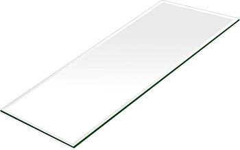 ミラー トレイ ミラー トレー 鏡 トレイ 鏡 トレー:クリアミラー(通常の鏡) トレイ 長方形(140x300mm)(鏡トレイ 鏡トレー ミラートレイ ミラートレー ベーストレイ ディスプレイ トレー トレイ)