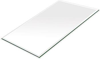 ミラー トレイ ミラー トレー 鏡 トレイ 鏡 トレー:クリアミラー(通常の鏡)・トレイ・長方形(200x300mm)(鏡トレイ 鏡トレー ミラートレイ ミラートレー ベーストレイ ディスプレイ トレー トレイ)