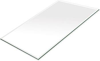 ミラー トレイ ミラー トレー 鏡 トレイ 鏡 トレー:クリアミラー(通常の鏡)・トレイ・長方形(266x400mm)(鏡トレイ 鏡トレー ミラートレイ ミラートレー ベーストレイ ディスプレイ トレー トレイ)